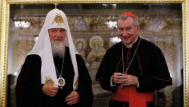 Parolin e Kirill, il cammino continua