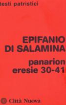 Copertina Panarion – eresie 30-41
