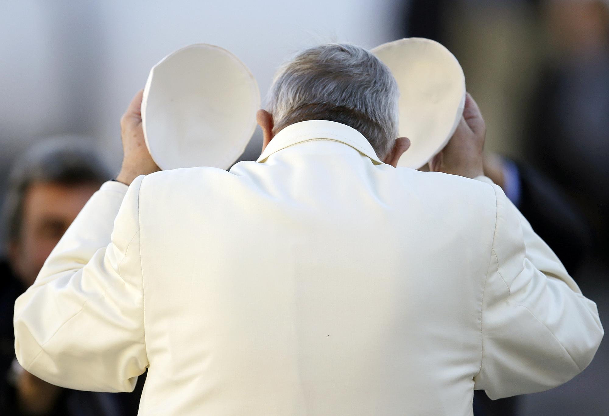 La berretta del papa