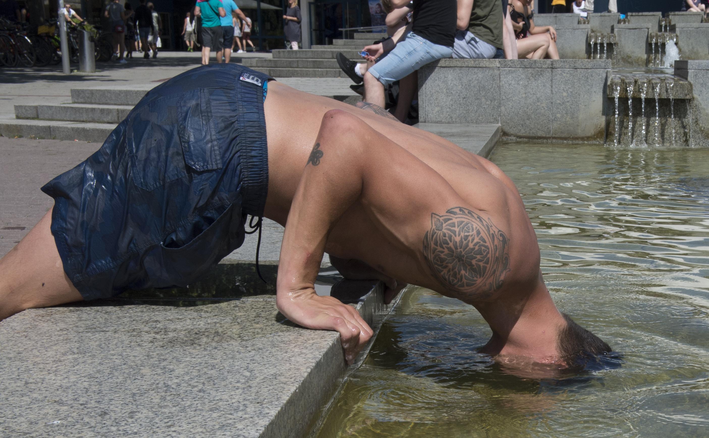Ondate di calore nel mondo