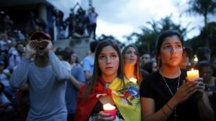 Venezuela, una preghiera per le vittime