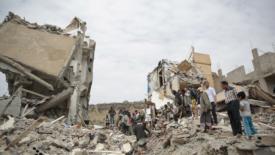 Bombe sullo Yemen, azione legale internazionale