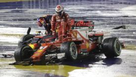 Formula Uno: la beffa di Singapore