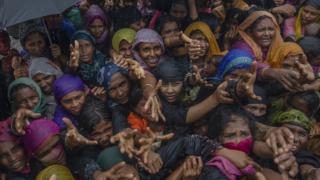 Odissea Rohingya