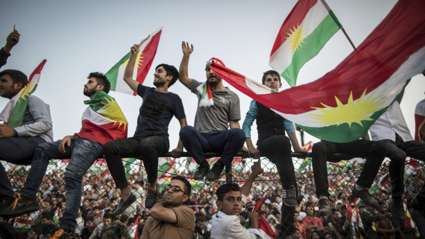 Il referendum per l'indipendenza di Erbil