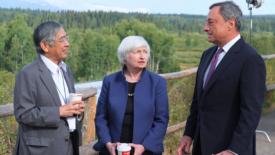 Jackson Hole: le reticenze delle banche centrali
