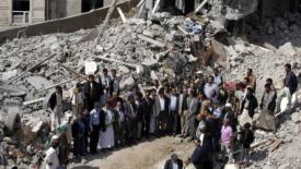 Confindustria, Cgil, Cisl e le bombe prodotte in Sardegna