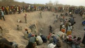 I diamanti sporchi di sangue dello Zimbabwe