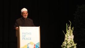 Al-Tayyeb, vie di pace tra le religioni