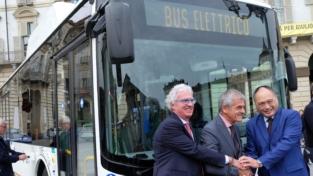 Nuovi bus elettrici in Piemonte