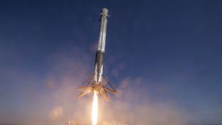 SpaceX sfida Irma