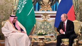 Mosca si trova in Medio Oriente