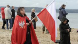 Polonia in preghiera alle frontiere