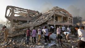 Somalia nel terrore