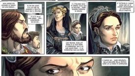 Caterina de' Medici a fumetti