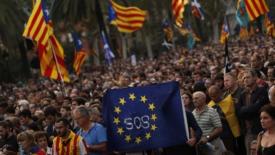 Catalogna, verso la sospensione dell'autonomia