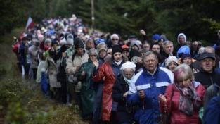 Polonia: discutiamo sul rosario alle frontiere