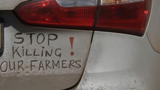 Sud Africa: protesta degli agricoltori bianchi