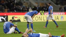 Italia anno zero: un disastro sportivo
