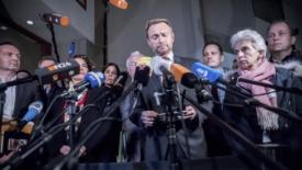 Il governo di coalizione rimane un sogno