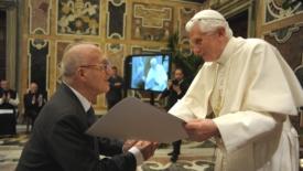 Simonetti, una vita per la patristica