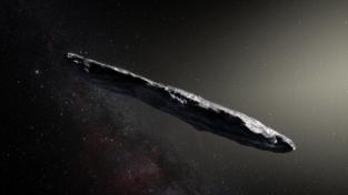 Mistero Oumuamua