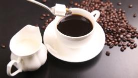 Ti offro un caffè?