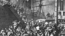 Se il nonno di Trump è un migrante