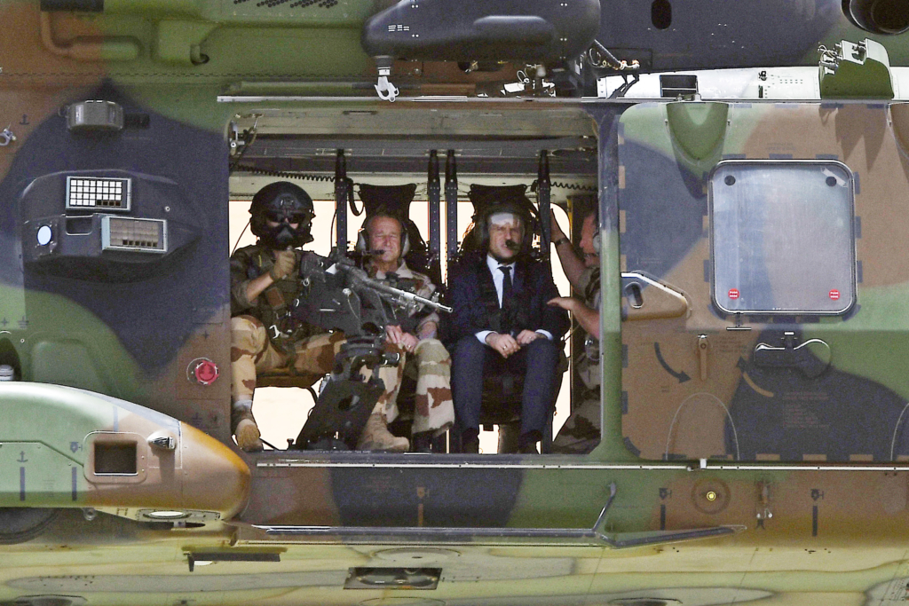 Mali France President Macron