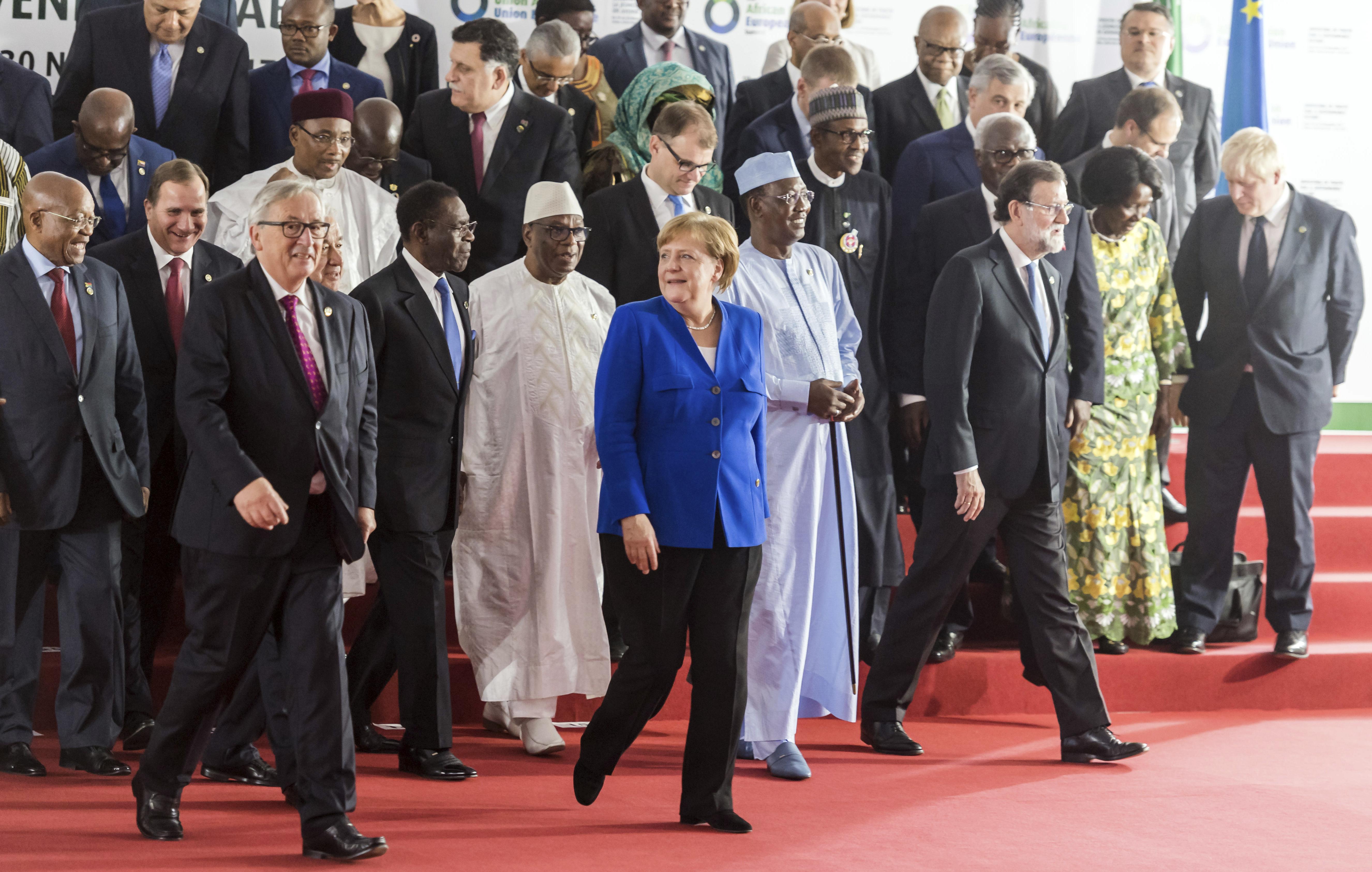 Ivory Coast EU Africa Summit