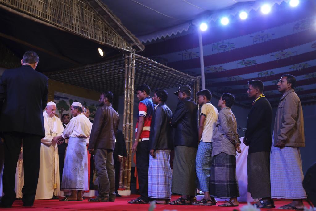 Bangladesh Pope