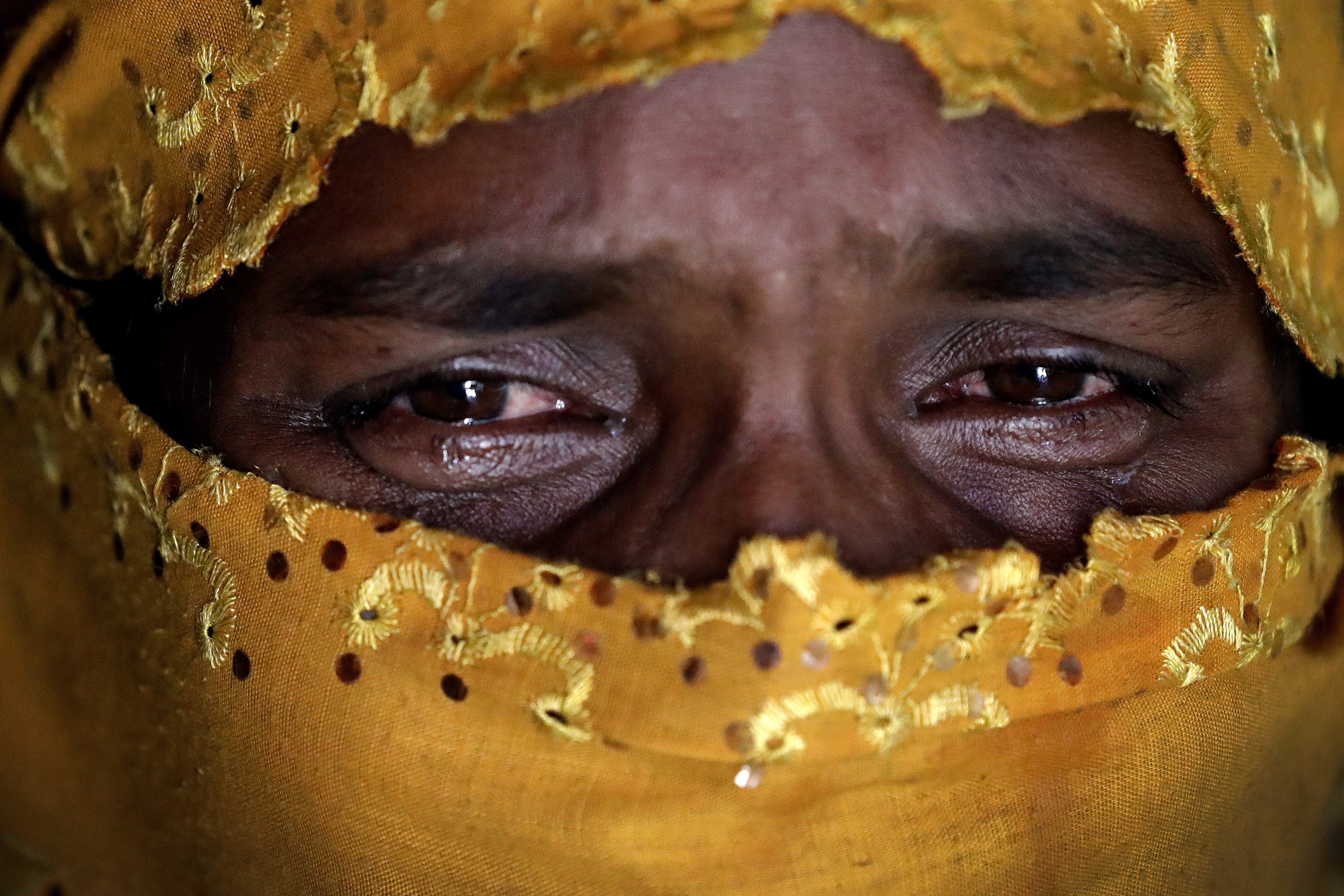 Donne Rohingya violentate