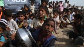Surjani, un milione di poveri senza tetto