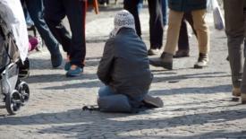 A Genova i senza fissa dimora sono schedati