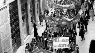 Il '68 ieri e oggi