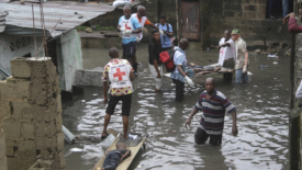Congo, le inondazioni fanno 44 morti