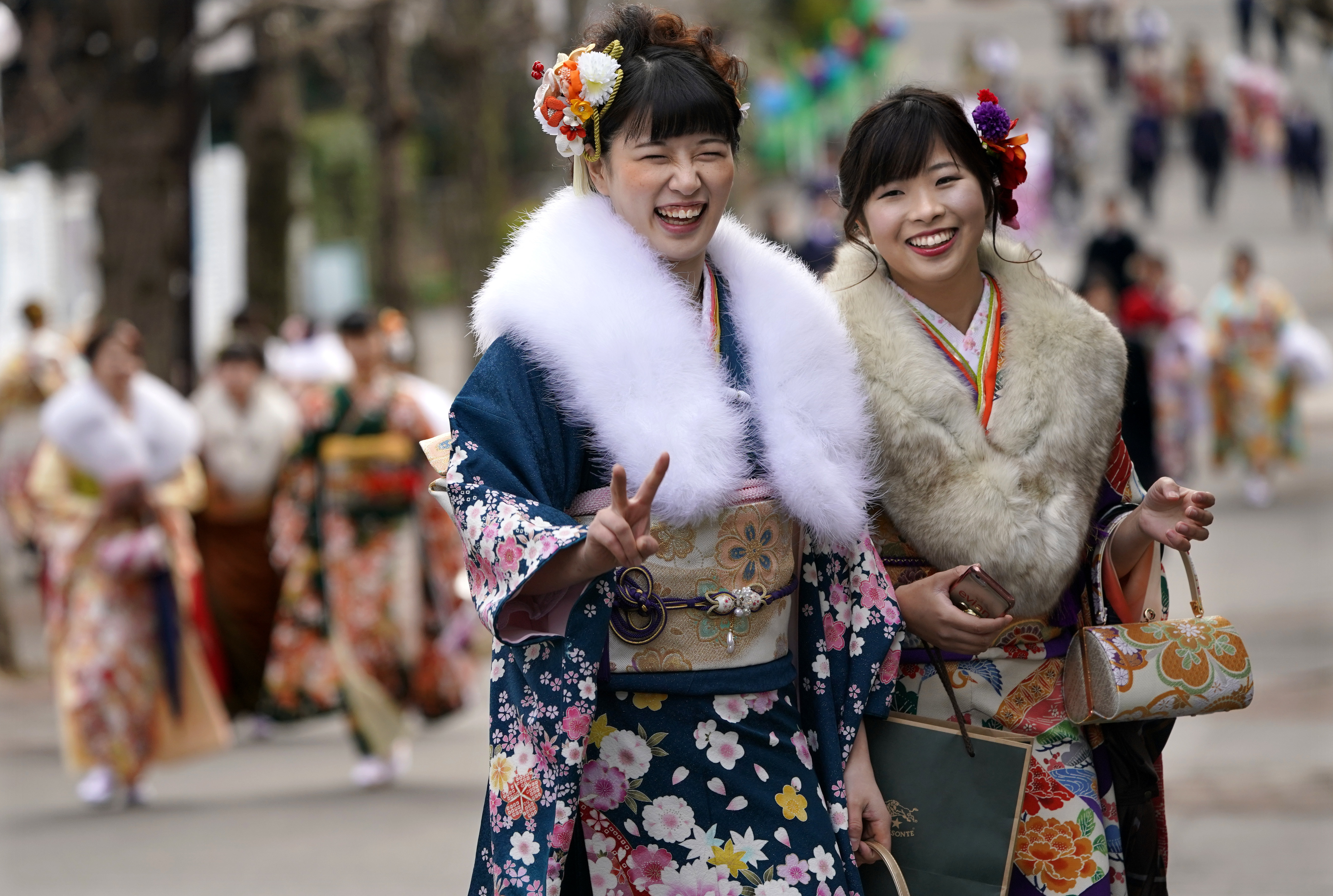 Festa dei 20 anni in Giappone
