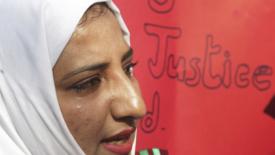Proteste per Zainab Ansari