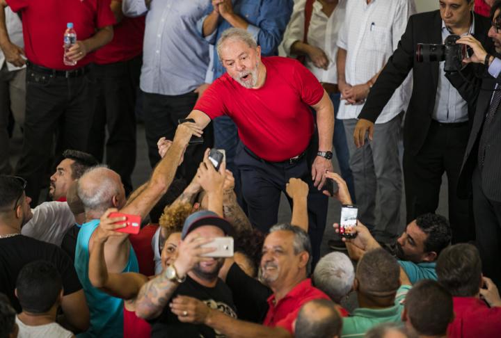 Brasile, Lula candidato nonostante la condanna