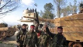 Siria, chi combatte ad Afrin e perché