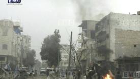 Ancora guerra alle porte di Damasco
