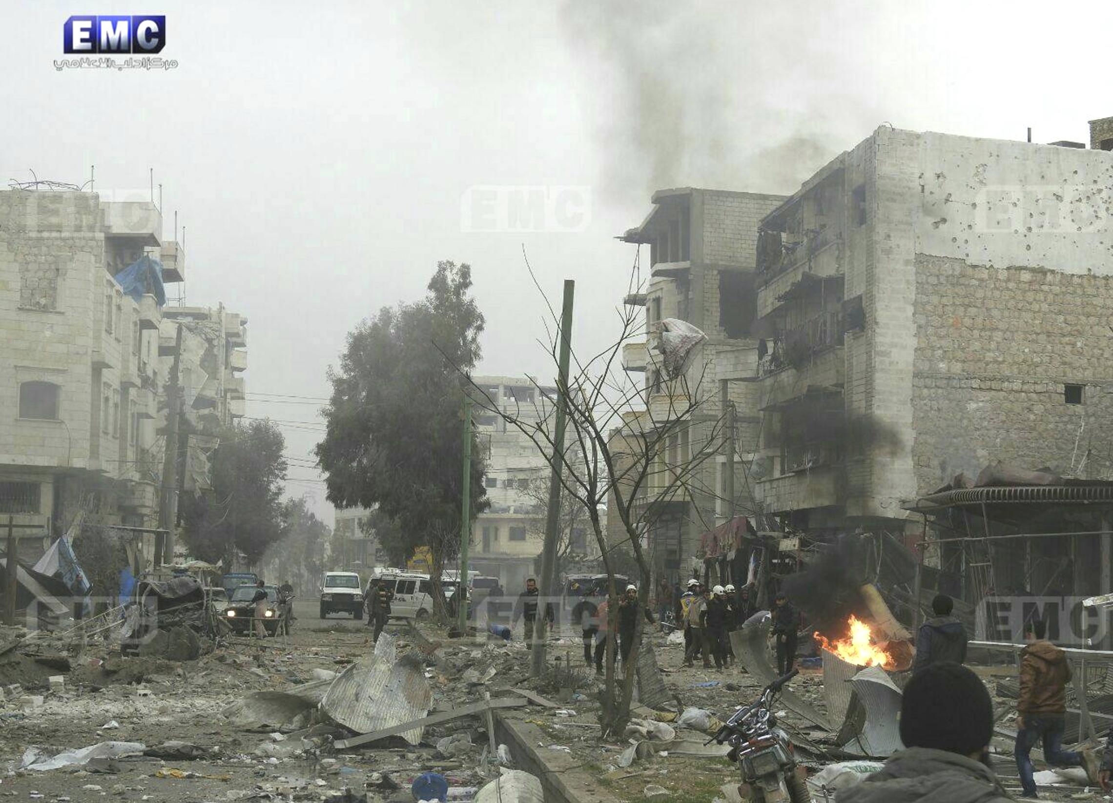 citta-di-maarat-al-nuaman-nella-provincia-meridionale-di-idlib-in-siria-foto-edlib-media-center-via-ap