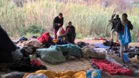 Migranti a Ventimiglia, tra rifiuto e solidarietà