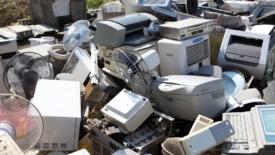 Vecchi elettrodomestici, la raccolta funziona