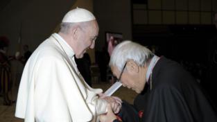Il papa, il cardinal Zen e le due Chiese