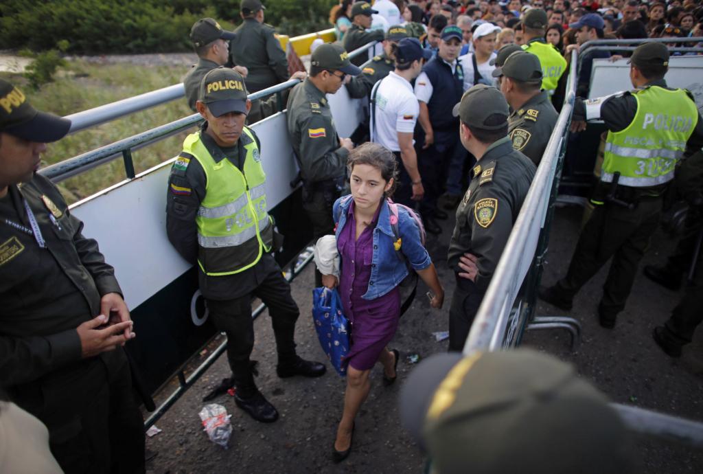 Venezuela Colombia Migration