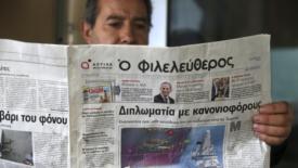 Inverno caldo: Macedonia, Novartis e Turchia