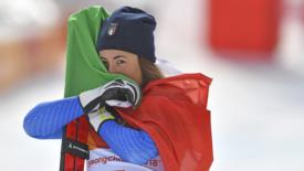 Terzo oro per l'Italia, la perseveranza di Sofia