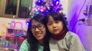 Il gesto della piccola Nguyen Hai An
