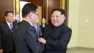 Lasciare le due Coree far la pace